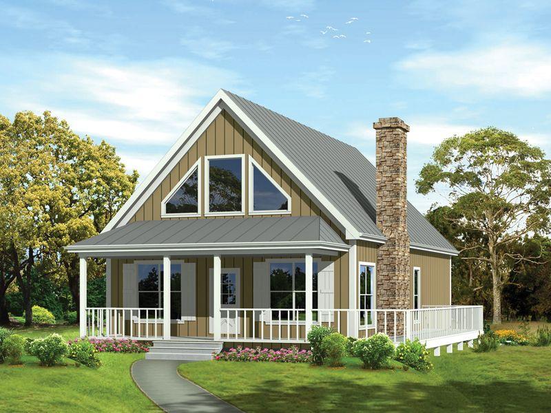 Driftwood Spring Cottage Home Cottage House Plans Cottage Homes House Plans