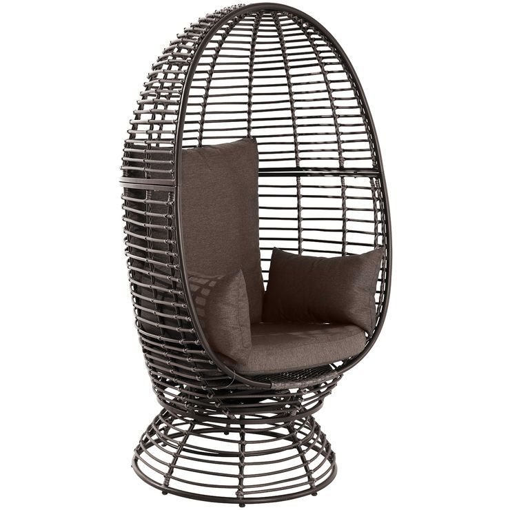Awesome Foster Wicker Swivel Chair Home Ideas Wicker Swivel Cjindustries Chair Design For Home Cjindustriesco