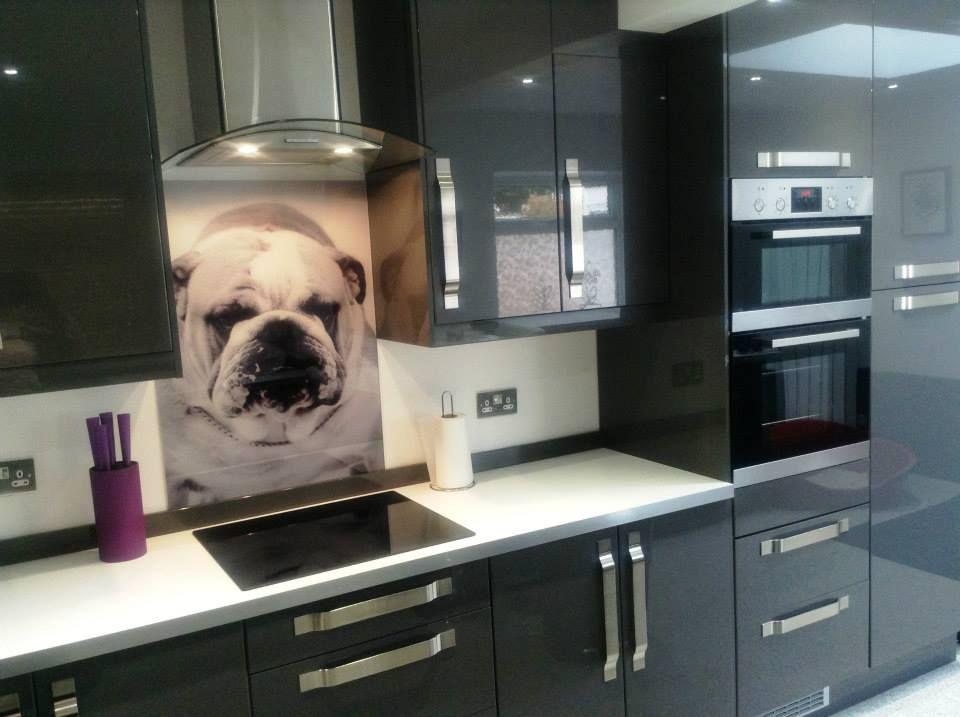 upgrade your kitchen with these amazing backsplash ideas | glass