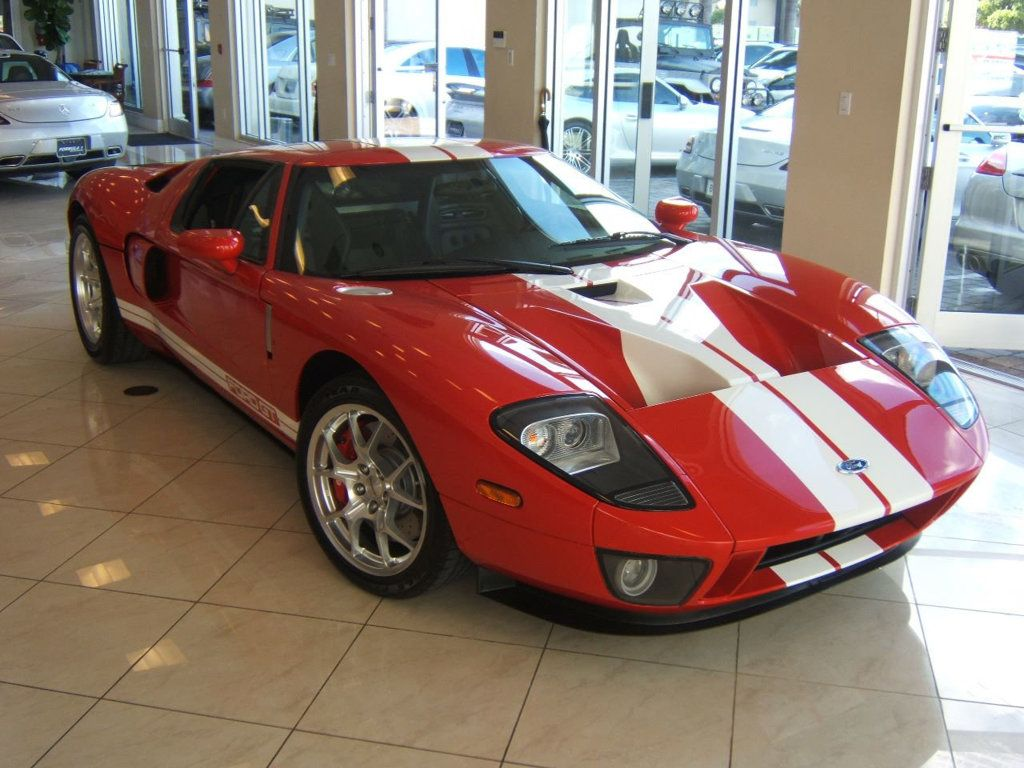 2005 Ford Gt 2dr Coupe Coupe 1fafp90s05y401770 4 Autos