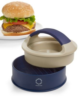 Delightful Martha Stewart Collection Burger Press, Only At Macyu0027s   Kitchen Gadgets    Kitchen   Macyu0027s
