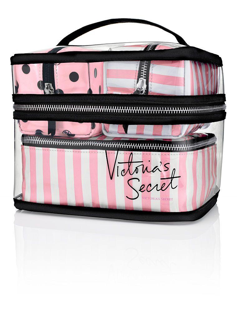 4938cc2b4dcb3 Four-piece Travel Case - Victoria's Secret - Victoria's Secret ...