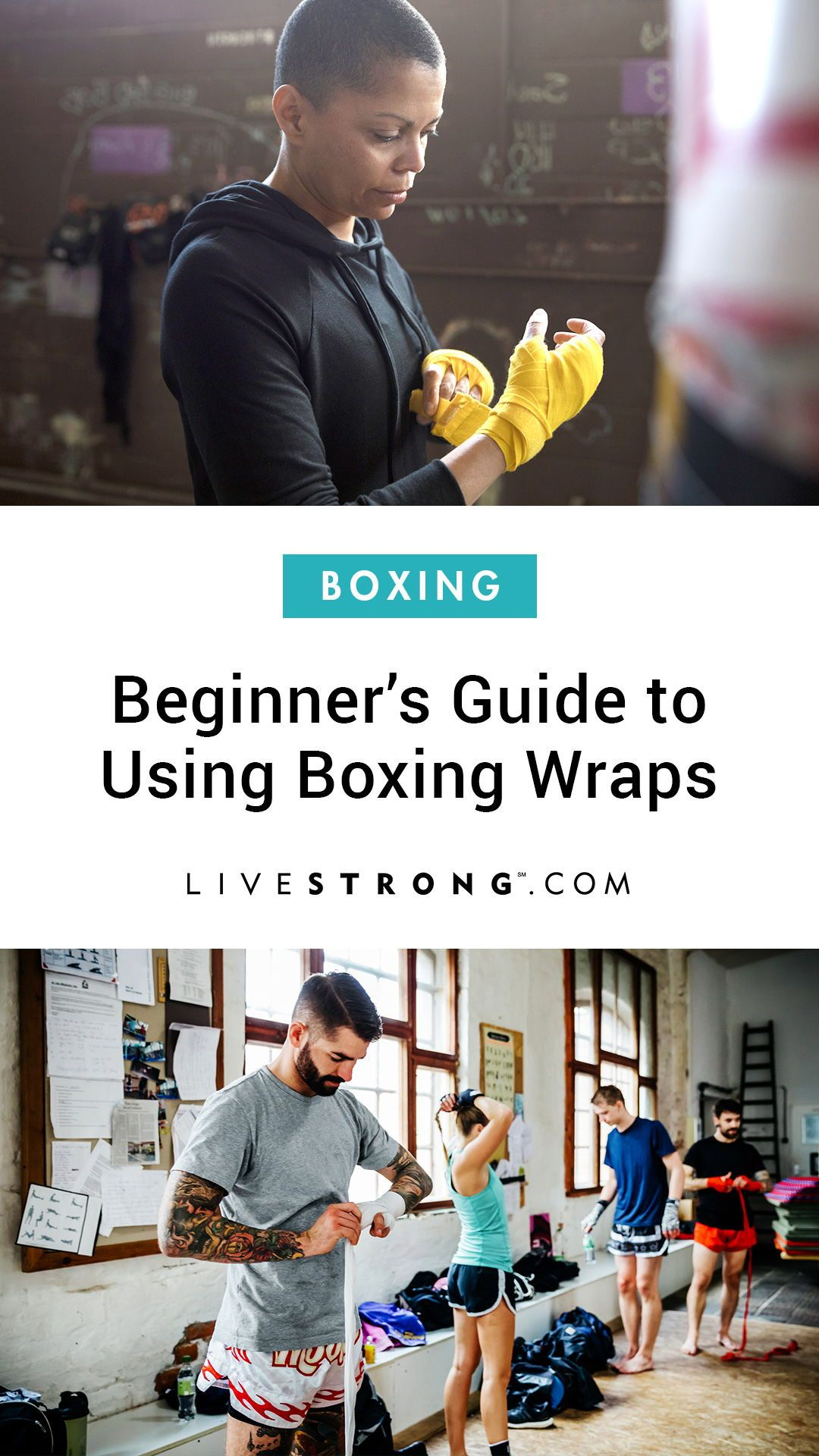 The Beginner's Guide to Boxing Wraps Boxing wraps
