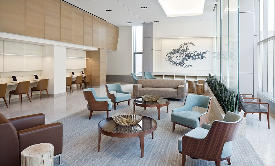 Memorial Sloan Kettering Cancer Center: West Harrison - Contract Magazine