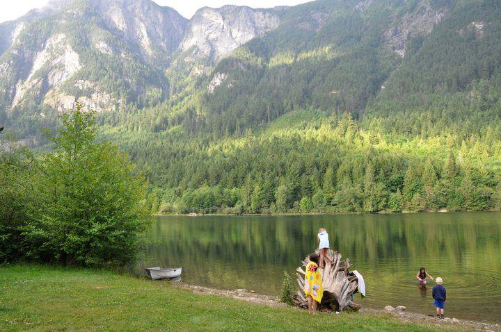 Silver Lake Provincial Park | Provincial Parks in BC | Park