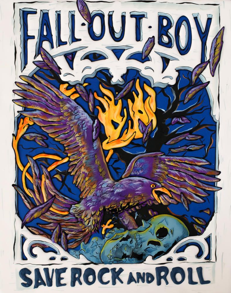 fall out boy concert cookie cookie connection fall out boy