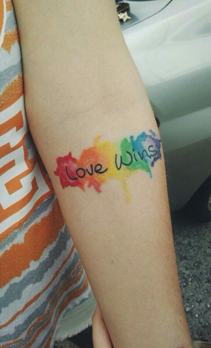 Pin De Maii Castillo En Tatuajes Tatuajes Lgbt Tatuaje Gay Y