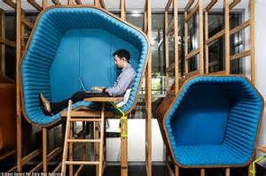 Google Office Nap Room Ecosia