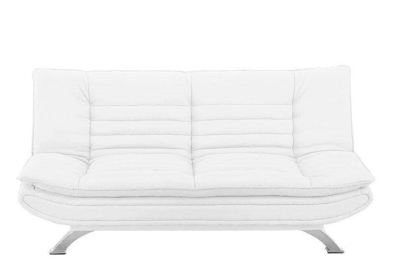 Canapea Extensibila Faith White 20140 Furniture Couch Home