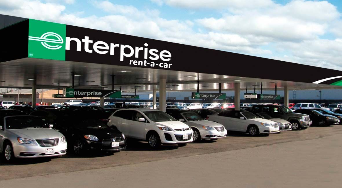 Enterprise Rent A Car Is A Household Name When It Comes To