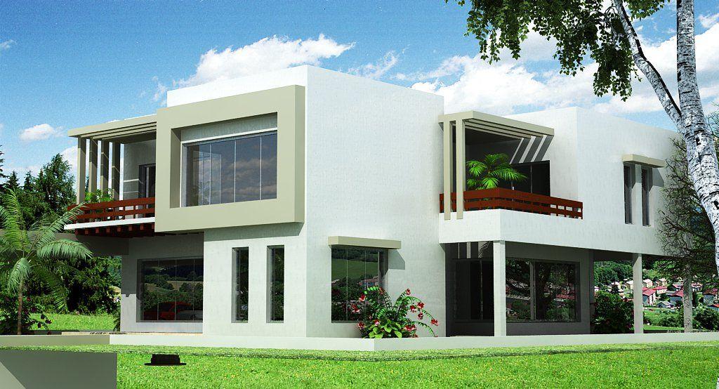 3D+House+Front+Elevation+103.jpg (1024×554) | Front elevation ...