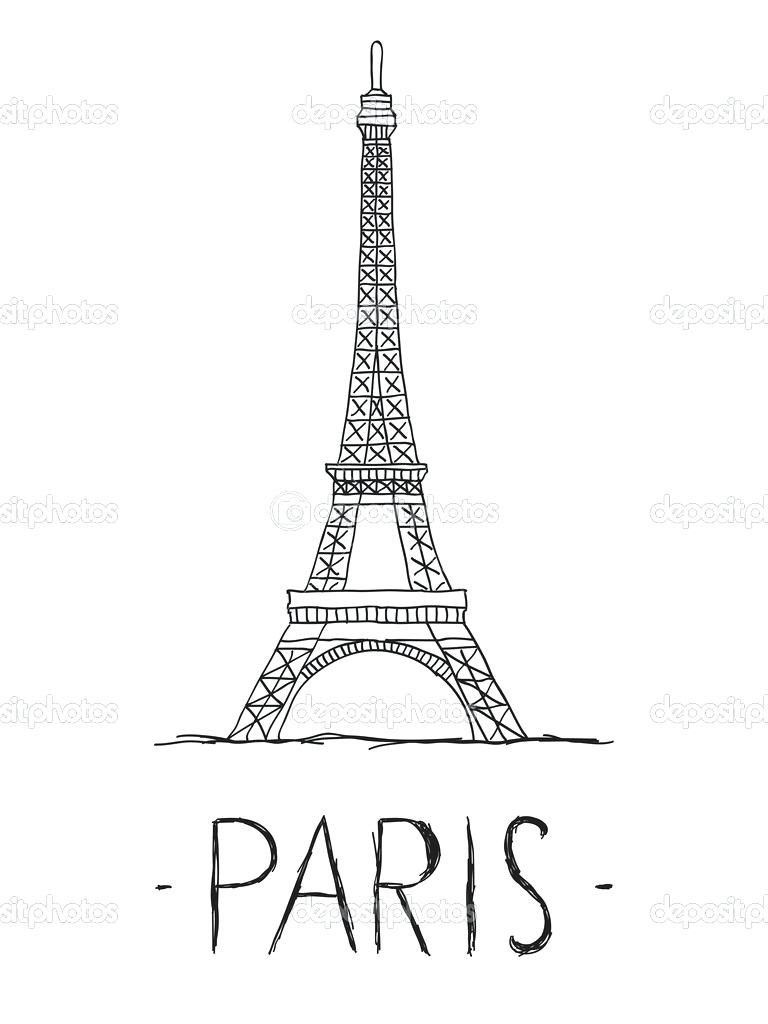 24 Amazing Image Of Eiffel Tower Coloring Page Davemelillo Com Coloring Pages Eiffel Tower Drawing Eiffel Tower