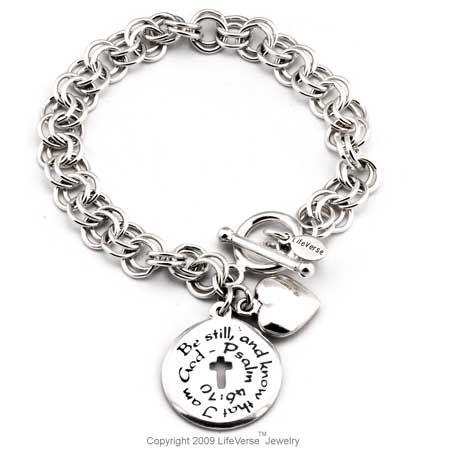Bible verse bracelet- sterling silver $59 00 #Bible #jewelry