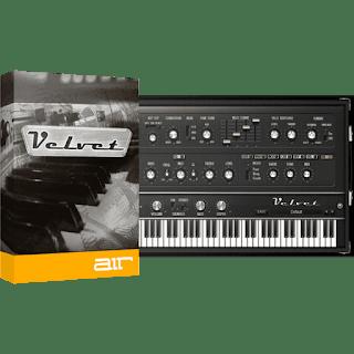 Download AIR Music Technology - Velvet v2 0 7 Full version