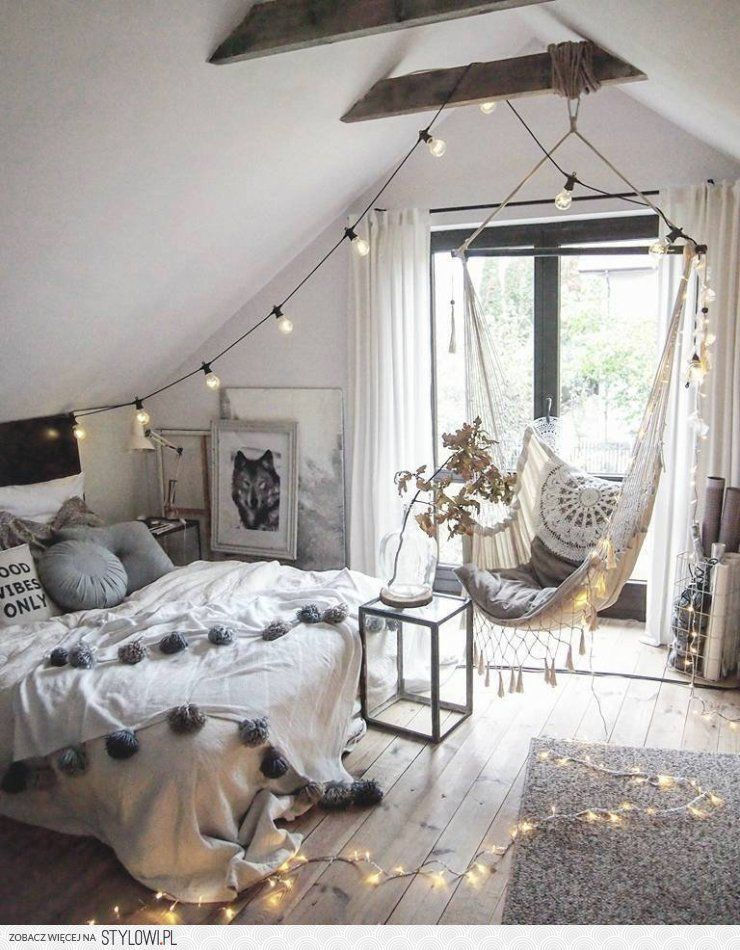 Źródło: Https://www.facebook.com/Marideko Przytulny  · Tumblr RoomsDream  HomesRoom DecorBedroom IdeasBedroomsYouth ...