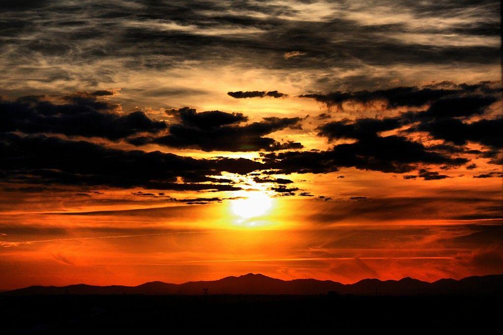 Espectacular Entre Las Nubes Sunset Clouds Celestial