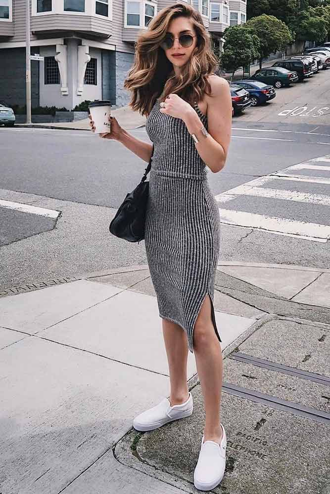 36 casual dress ideas for women to look chic every day outfits
