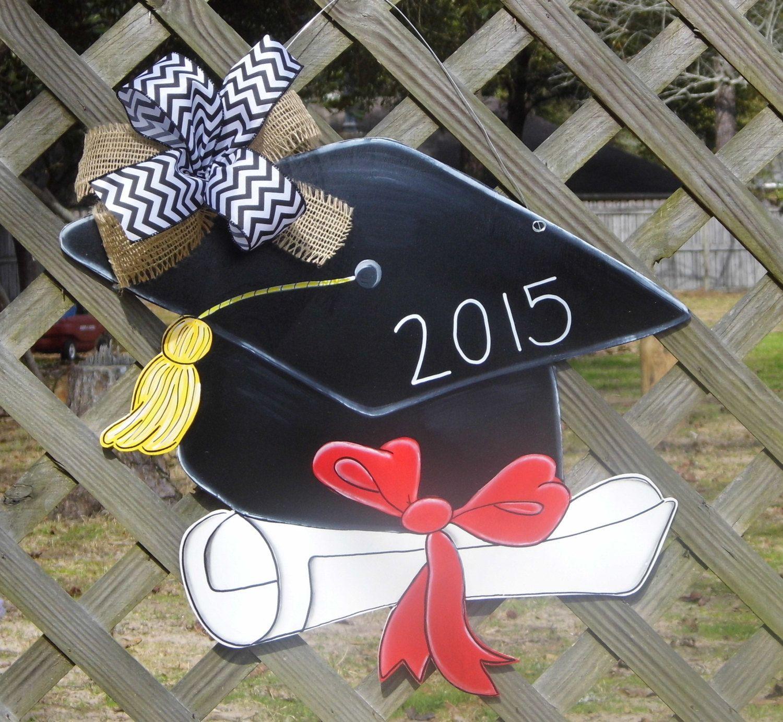 Graduation 2021 Door Hanger Graduation Cap Door Hanger Etsy Graduation Cap Door Hanger Door Hangers Graduation Door Hanger