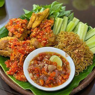 Resep Masakan Nusantara Ayam Geprek Di 2020 Resep Masakan Resep Masakan