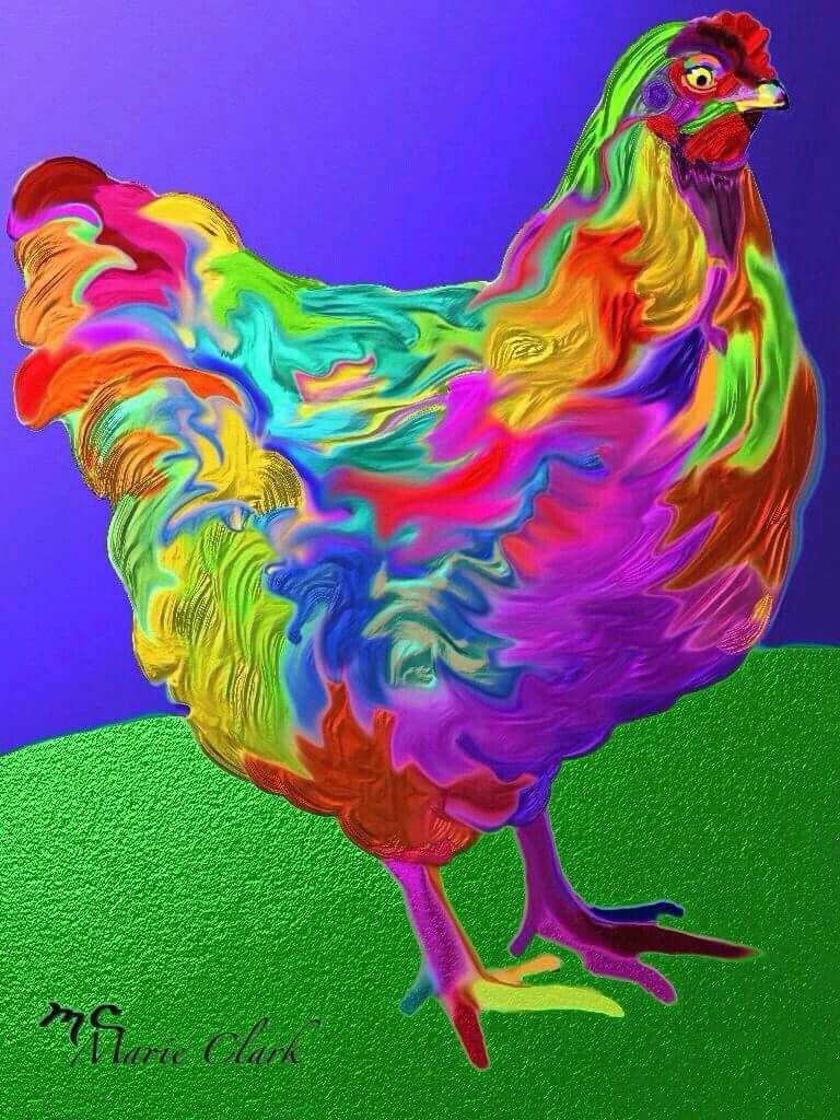 Chicken. Marie Clark