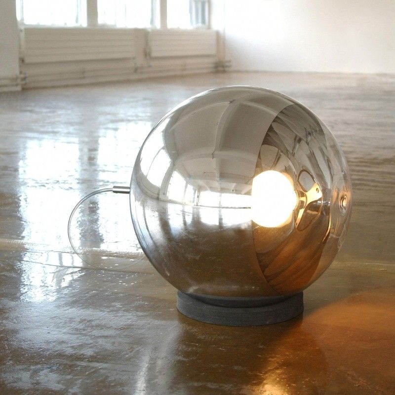 Tom dixon mirror ball floor lamp interieur pinterest mirror tom dixon mirror ball floor lamp aloadofball Images