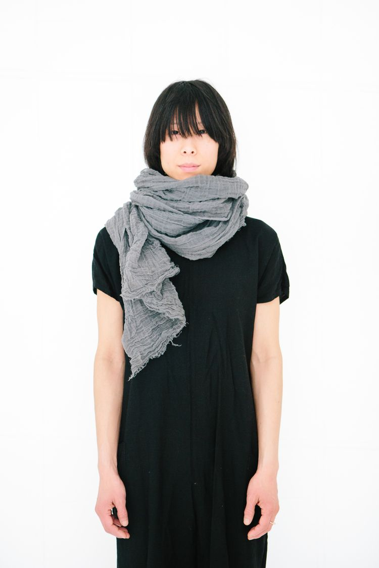 Image of COTTON SCARF : ASSORTED