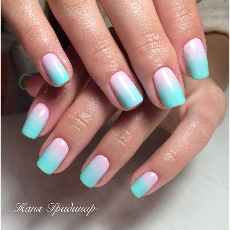 Nail Art #1347 - Best Nail Art Designs Gallery | Gradient nails ...