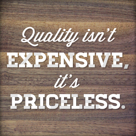 Quality Quotes Quotes #quality Wwwengraintops  Craftsmanship Quotes