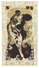 Elvira Gets Boned poster print
