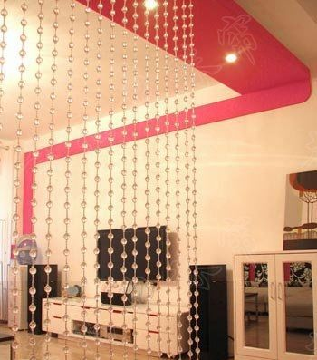 Hanging Beaded Room Divider Curtain Room Dividers