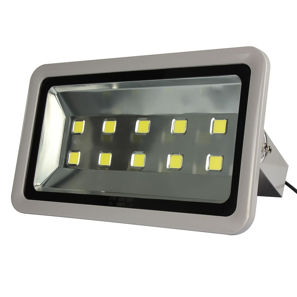 1pcs Led Floodlight 500w Ac85 265v Reflector Flood Light Led Spotlight 220v 110v Waterproof Outdoor W Indoor Outdoor Lighting Outdoor Lighting Led Flood Lights