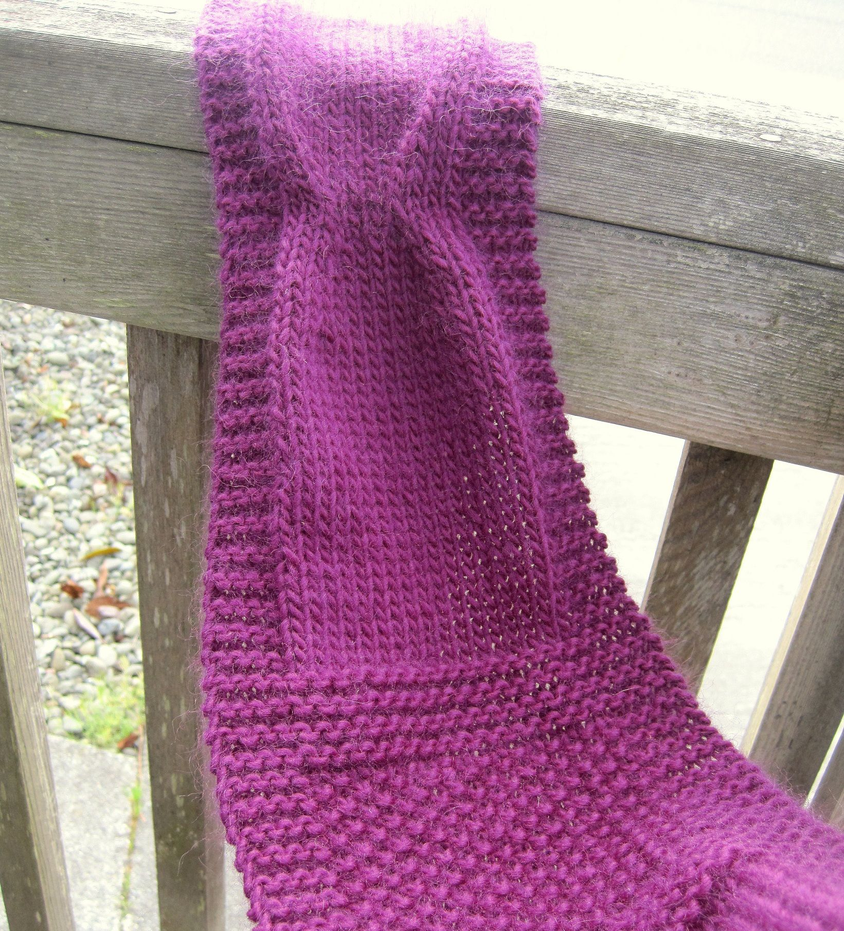 Free+Knitting+Scarf+Patterns   Home All Patterns showEwe Scarf ...