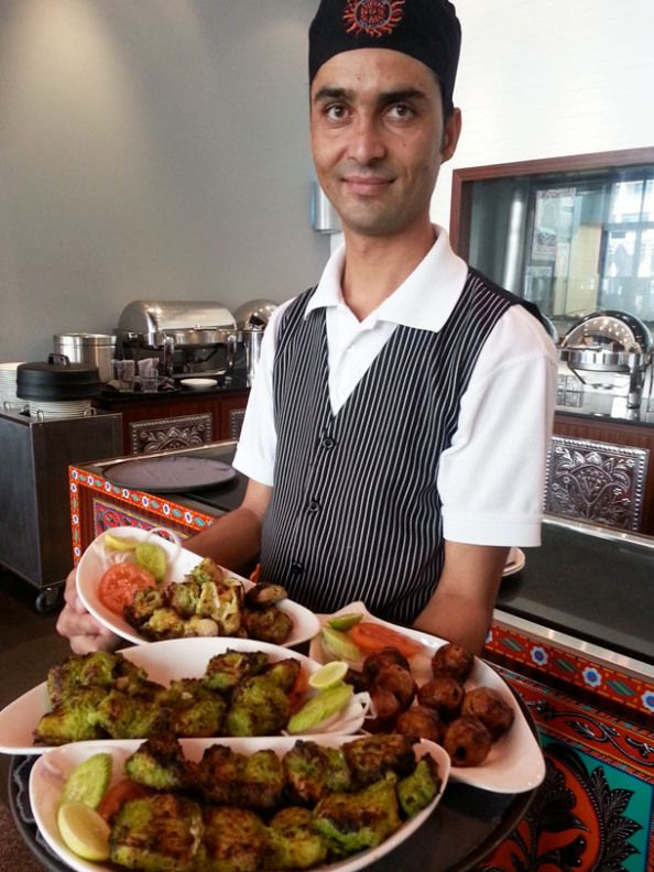 An Impromtu Giveaway And The Afghani Rosh That's Forced Me To Discuss Indo-Pak Politics!  #Afghani #Pakistani #restaurant #Downtown #Dubai #giveaway