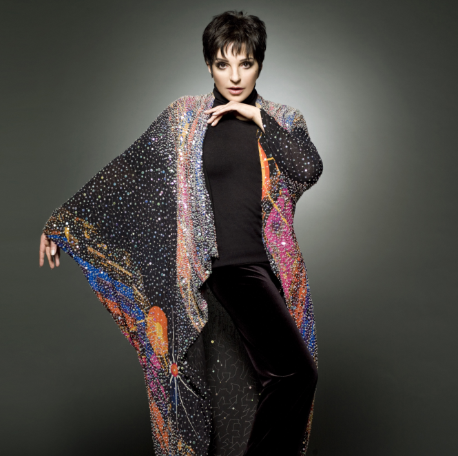 Liza Minelli - New York, New York Lyrics - YouTube