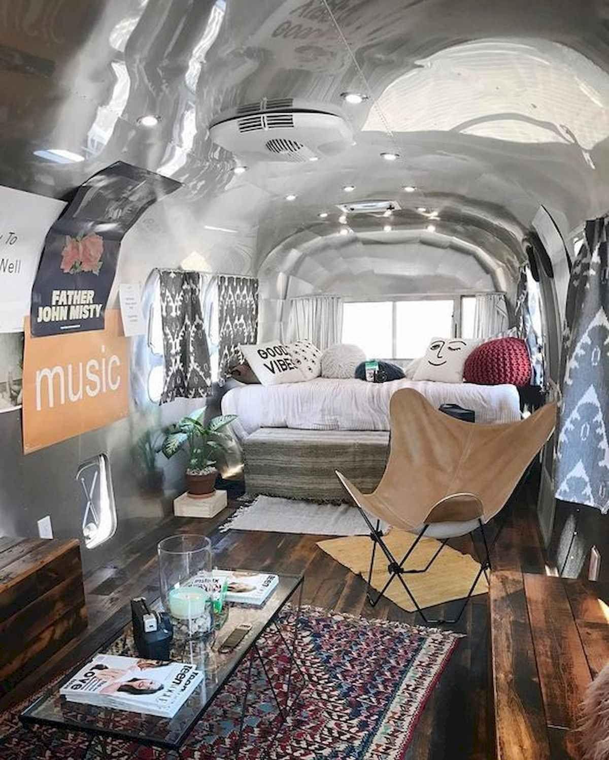 30 Fantastic RV Living Full Time Decor Ideas Rv living