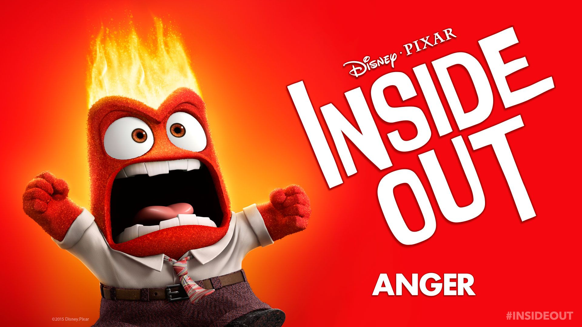 Anger From Disney Pixar S Inside Out This Must Be What