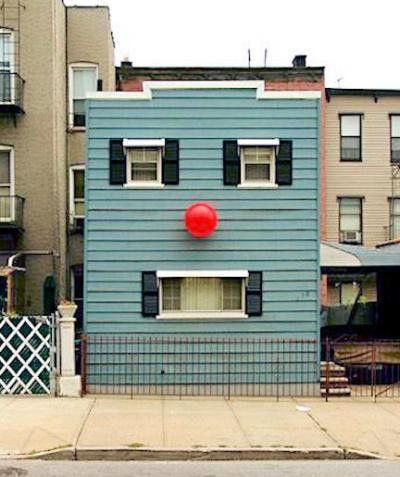 Love houses with a good sense of humor