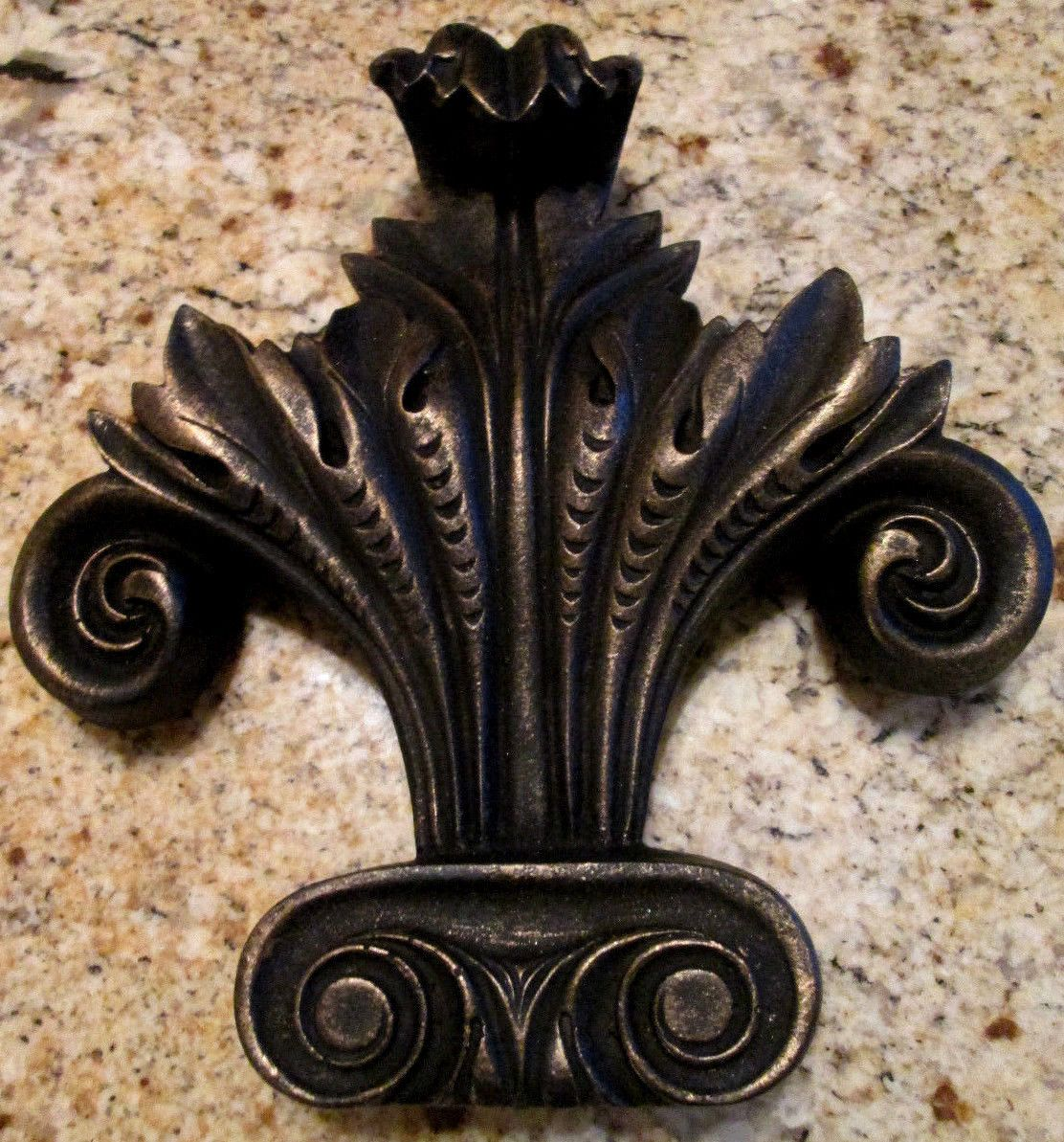 Fleur De Lis Wall Plaque Old World Tuscan French Country Medieval Home Decor Hand Made Wall Decor By Fl With Images Medieval Home Decor Handmade Wall Decor Wall Plaques