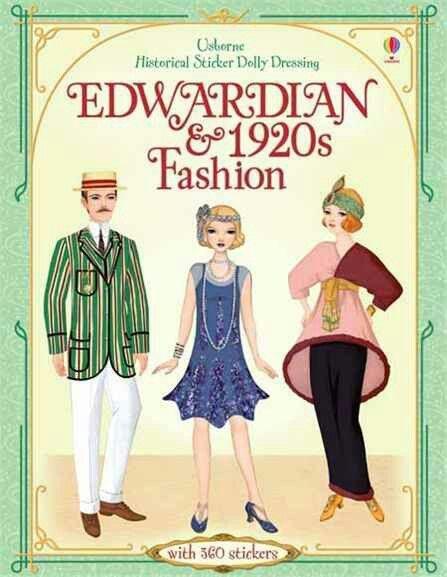 Cartel Vintage 1920s Fashion Edwardian Fashion Dolly Dress