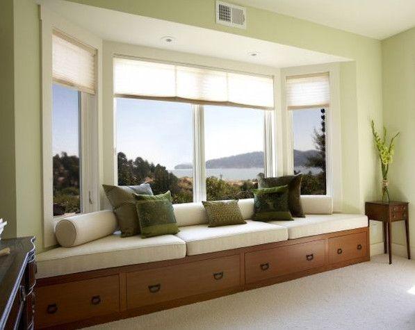 Fresh Cushion for Bay Window