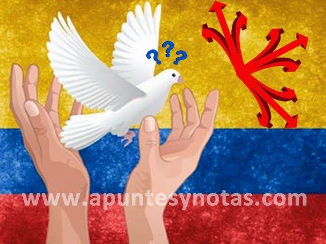 ¿SERÁ QUE LOS COLOMBIANOS PERDIMOS EL RUMBO DE LA PAZ? | Apuntes y notas