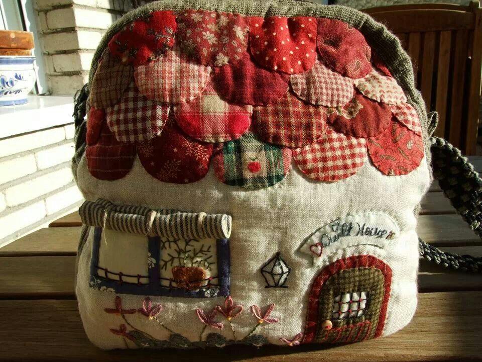 Casa bolso