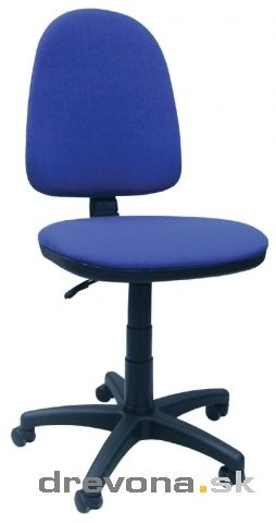 Kancelarska stolicka modra Gina #office #chair