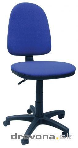 Kancelarska stolicka modra Gina #office #chair