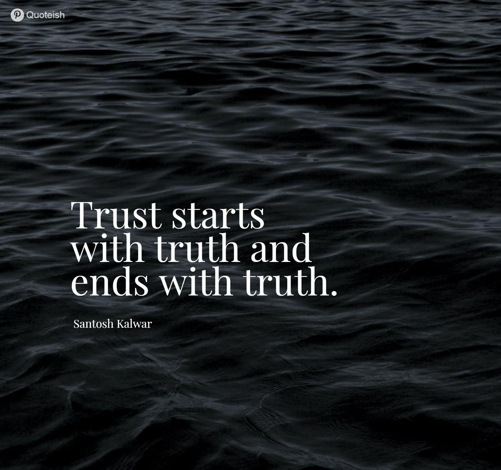 14 Breaking Trust Quotes