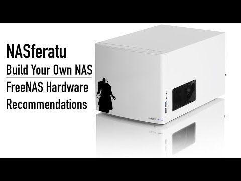 NASFeratu: Build Your Own NAS - FreeNAS Hardware