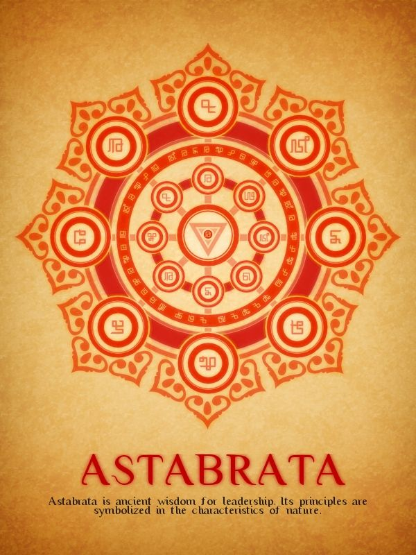 Astabrata The Ancient Symbol Of Leadership The Adventures Of