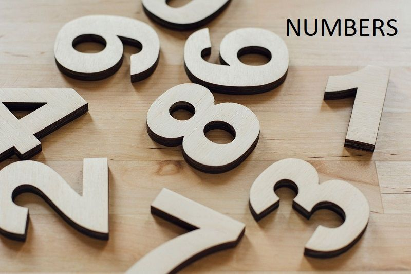 365 Challenge Day 279 Numbers Word Symbols