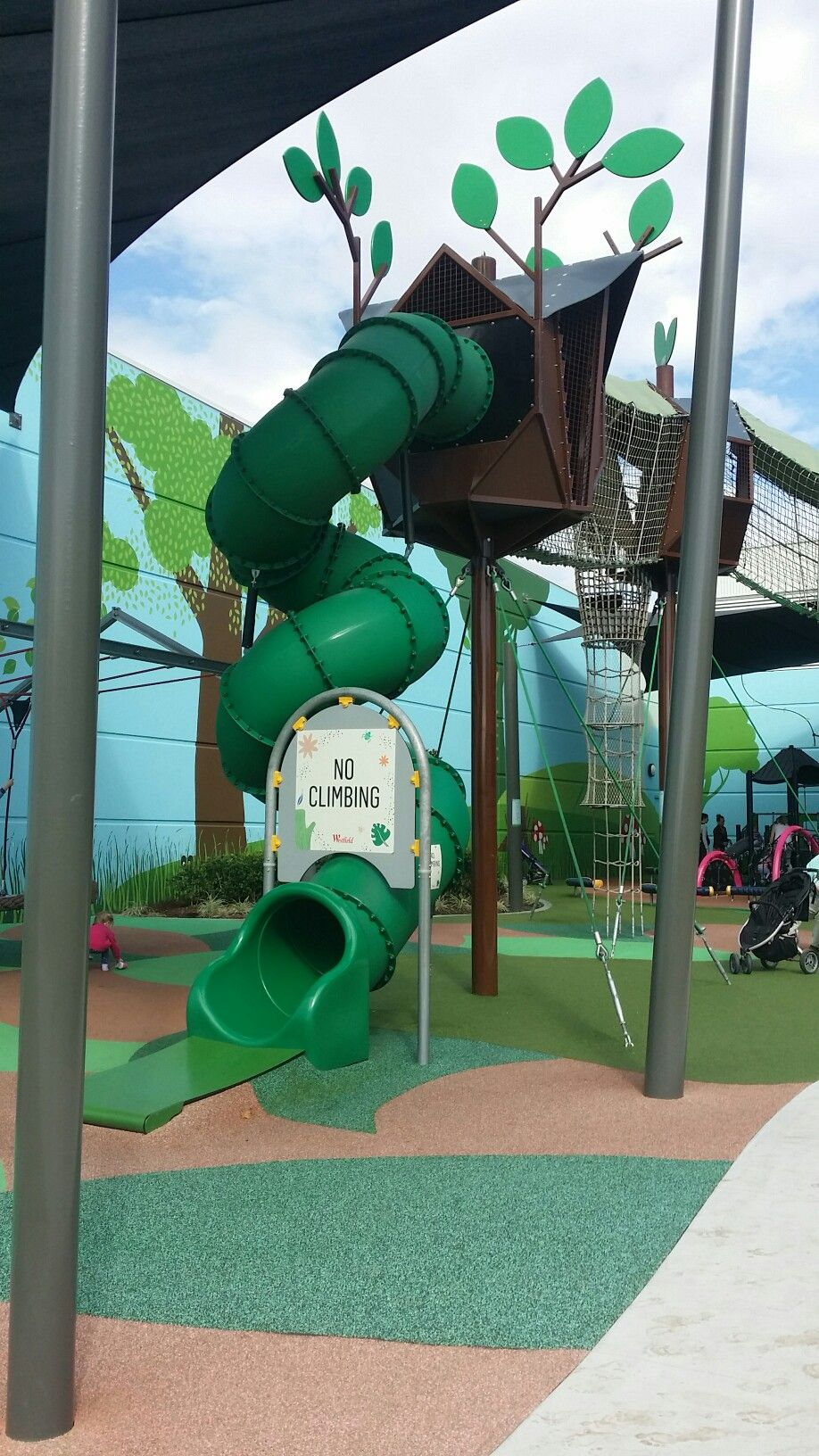 Baby Shops Helensvale Monkey Around At Westfield Helensvale Playground 亲子互动空间