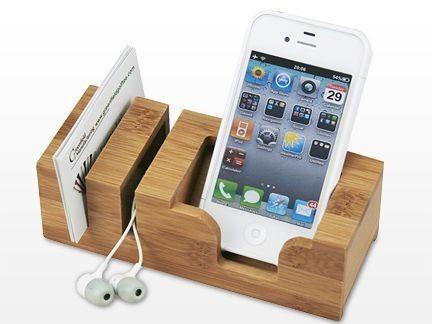 Phone Holder, wires holder | Wooden Organizers | Pinterest